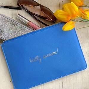 Totally Awesome✨Katie Loxton Perfect Pouch (NWT)
